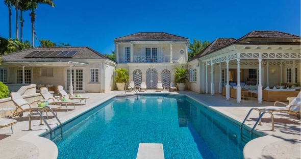 luxurious properties Barbados