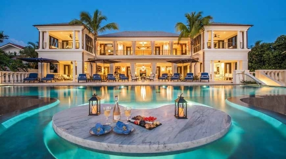 Barbados holiday home